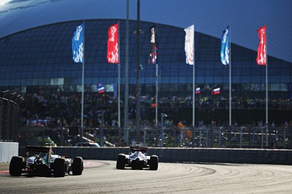 F1 circuit designer Tilke defends Sochi layout after Russian GP