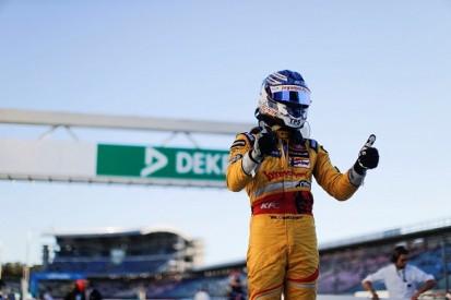 Hockenheim European F3: Blomqvist wins to leapfrog Verstappen