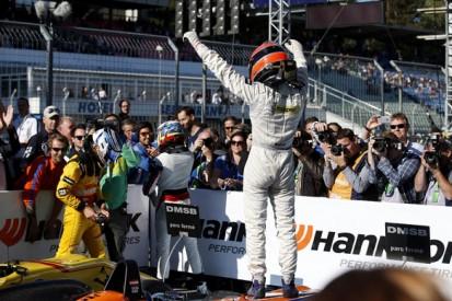 Hockenheim European F3: Auer wins finale after Blomqvist duel