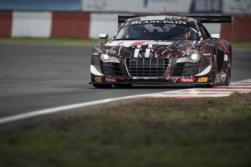 Zolder Blancpain Sprint: Audi's Laurens Vanthoor takes home pole