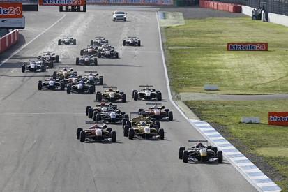 Hockenheim European F3: F1-bound Max Verstappen wins race one