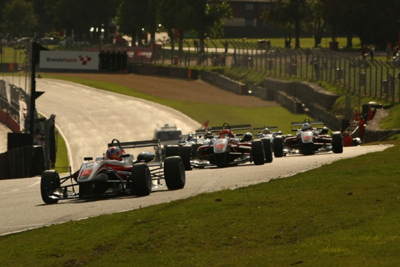 'End of the road' for British Formula 3 as German tie-up plan fails