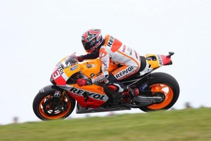 Phillip Island MotoGP: Marc Marquez on pole, Cal Crutchlow second