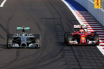 Mercedes says Ferrari is wrong about F1 engine unfreeze costs