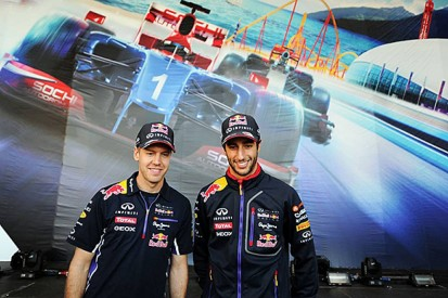 Ricciardo not shocked by Vettel exit from Red Bull F1 team