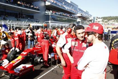 Luca di Montezemolo: Fernando Alonso will leave Ferrari F1 team