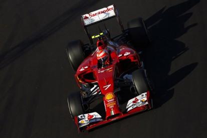 New Ferrari chief Sergio Marchionne vows to 'kick ass' in F1