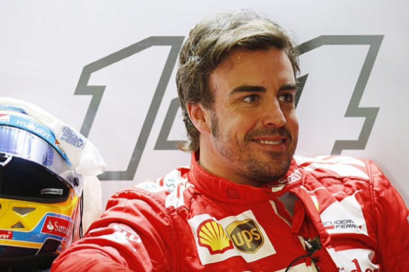 Fernando Alonso plays down chances of taking F1 sabbatical in 2015