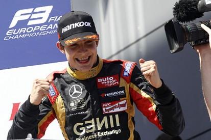 F3 European champion Esteban Ocon to test 2012 Lotus F1 car