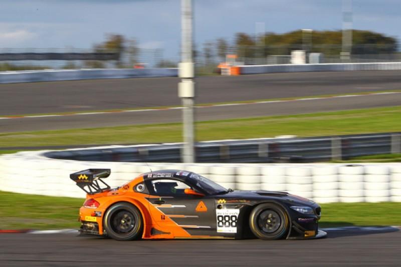 Triple Eight BMW joins Baku Blancpain Sprint Series GT field