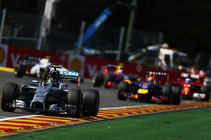 F1 needs to open up engine development to be exciting - Horner