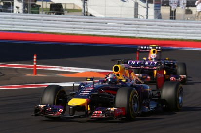 Russian GP: Red Bull never considered Vettel/Ricciardo team orders