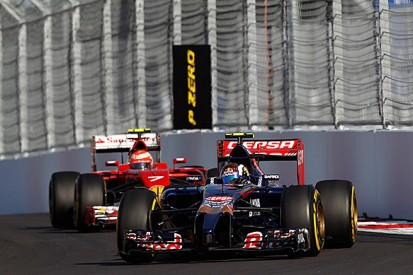 Russian GP: Fuel worries caused Toro Rosso slump in the race