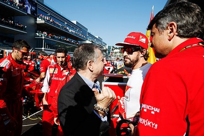 Jean Todt denies he snubbed Fernando Alonso during Russian GP