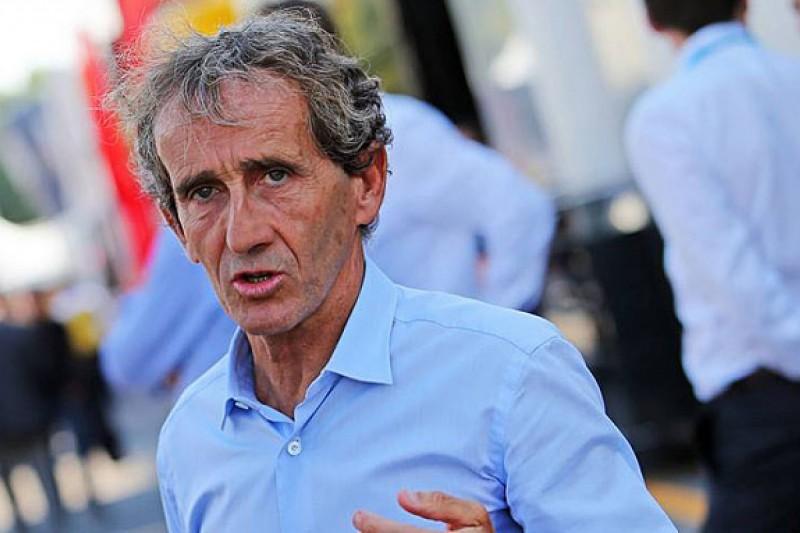 "Ex-F1 champion Alain Prost ""furious"" about Jules Bianchi crash"