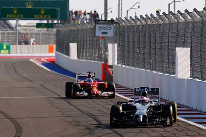 Russian GP: Alonso says beating McLaren was impossible