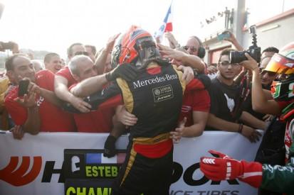 Imola Euro F3: Esteban Ocon claims title, Max Verstappen wins race