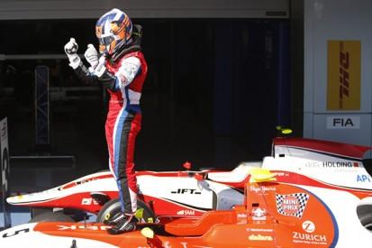 Sochi GP3: Niederhauser wins race two as Stoneman keeps title open