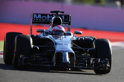 Russian GP: Jenson Button relieved with fourth after practice slump