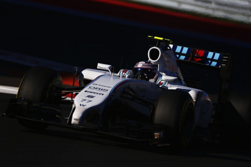 Russian GP: Williams doubts pole was possible for Valtteri Bottas