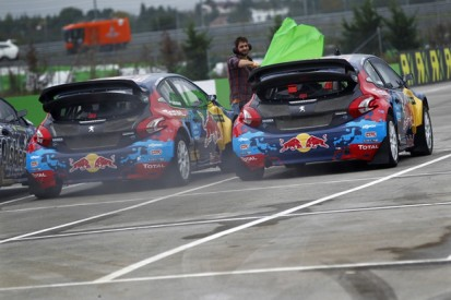 Istanbul World Rallycross: Timmy Hansen tops day one for Peugeot