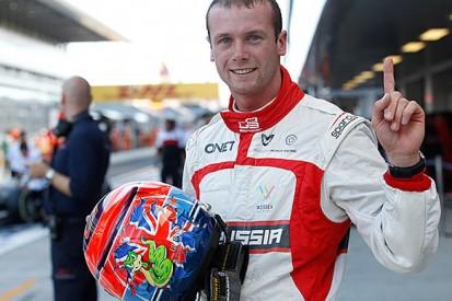 Sochi GP3: Dean Stoneman takes pole position on Koiranen GP return