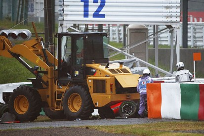 F1: FIA reveals details of Jules Bianchi's crash in Japanese GP