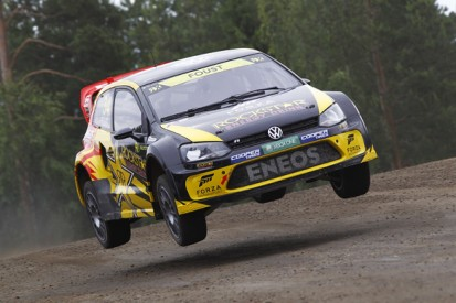 Istanbul World Rallycross: Tanner Foust joins Ken Block in pull-out
