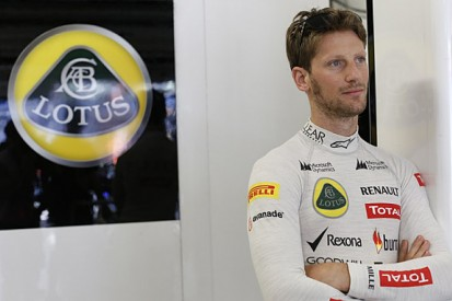 Lotus F1 team's Mercedes deal could influence Grosjean's future
