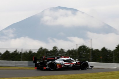 Fuji WEC: Audi one-two in both Friday practice sessions