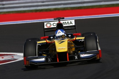 Sochi GP2: Jolyon Palmer fastest in free practice for DAMS