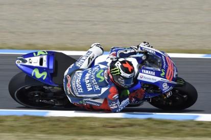 Motegi MotoGP: Jorge Lorenzo beats Marc Marquez in practice one