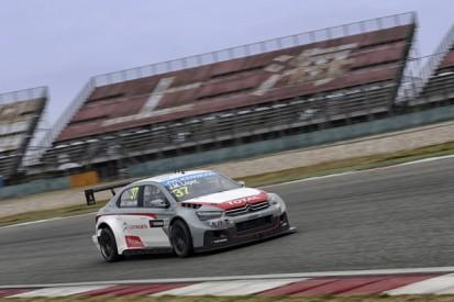 Shanghai WTCC: Jose Maria Lopez fastest on Friday for Citroen