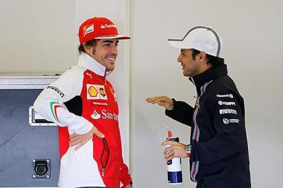 Alonso facing difficult choice over F1 future - Massa