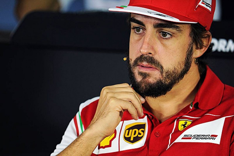 Alonso calls for closed cockpits rethink in F1 after Bianchi crash