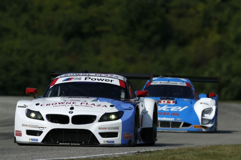 Andretti and Ganassi in running for BMW United SportsCar GT deal