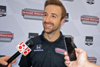 Hinchcliffe replaces Pagenaud at Schmidt IndyCar team for 2015