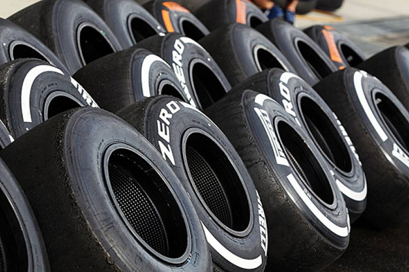 Pirelli announces final compound choices for 2014 F1 season