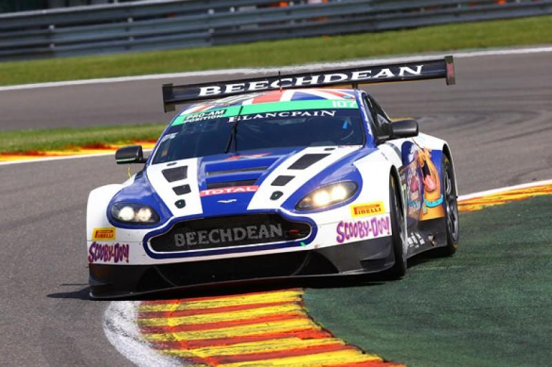 Aston Martin to make Blancpain Sprint Series debut with Beechdean