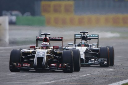 Lotus F1 team close to finalising Mercedes engine switch for 2015
