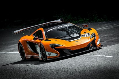 McLaren 650S GT3 car to make race debut in Gulf 12 Hours