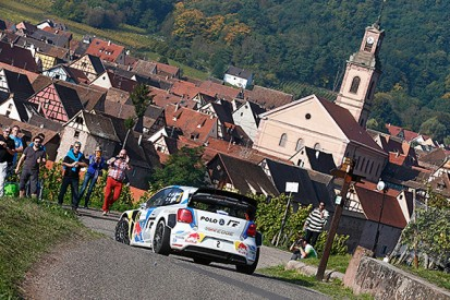 WRC Rally of France: Latvala closes on Ogier with victory