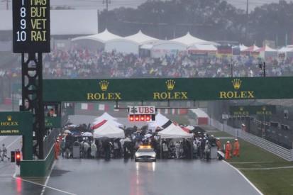 Jules Bianchi crash: F1 drivers hope start time choice is analysed
