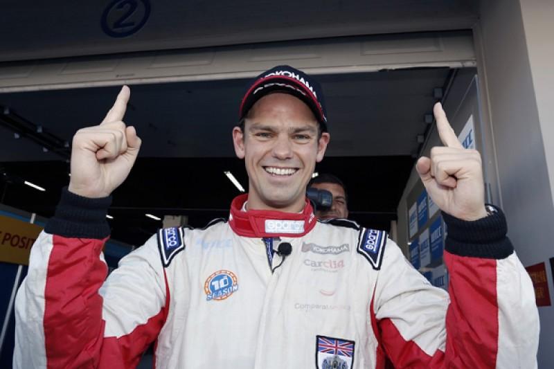 Beijing Goldenport WTCC: Tom Chilton takes pole in ROAL Chevrolet
