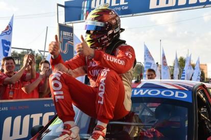 Beijing Goldenport WTCC: Rob Huff gives Lada maiden WTCC win