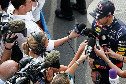 Vettel says poor F1 season not a factor in call to leave Red Bull