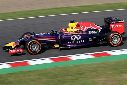 Sebastian Vettel in Ferrari frame after announcing Red Bull F1 exit