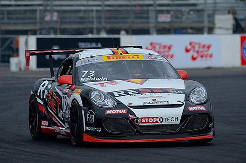 Porsche eyes entry-level GT racer