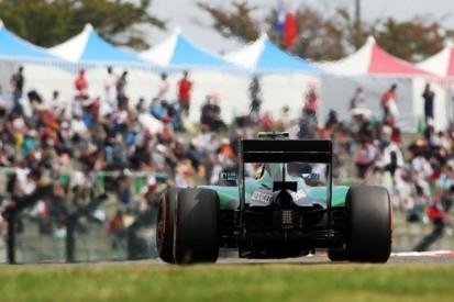 Caterham F1 team says keeping Leafield base a mistake