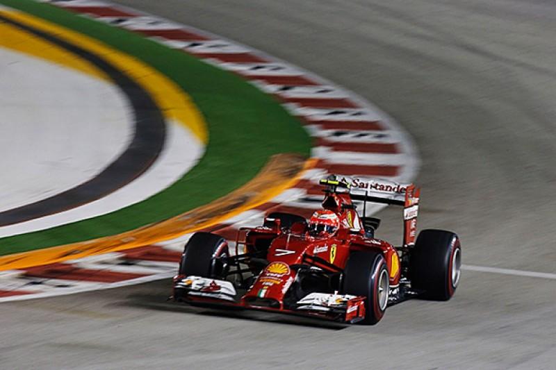 Raikkonen makes set-up breakthrough after difficult F1 season